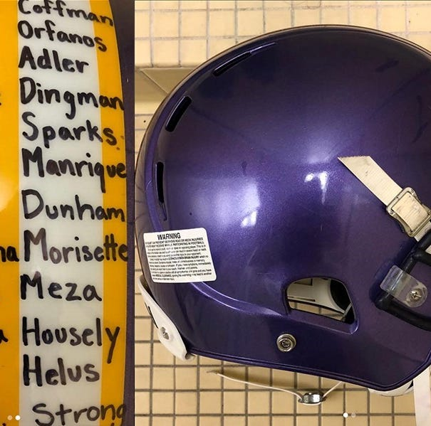 Cal Lutheran University athletic teams remember, honor Borderline victims