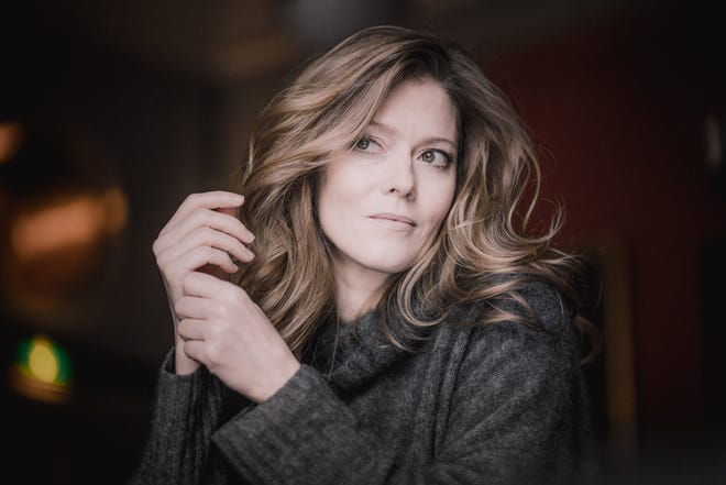 Barbara Hannigan is the musical director of the 73rd Ojai Music Festival.
