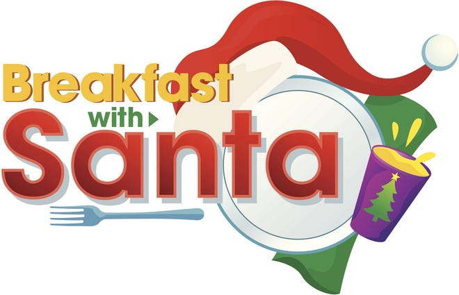 The firefighters of Main Avenue Volunteer Fire Department Company No. 4 will host their annual Breakfast with Santa from 7 to 11 a.m. Dec. 2 at the station at Oak and Main roads in Vineland.
