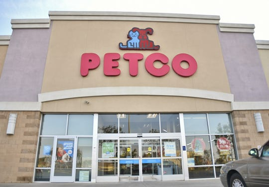 PetCo on Tuesday, November 13.