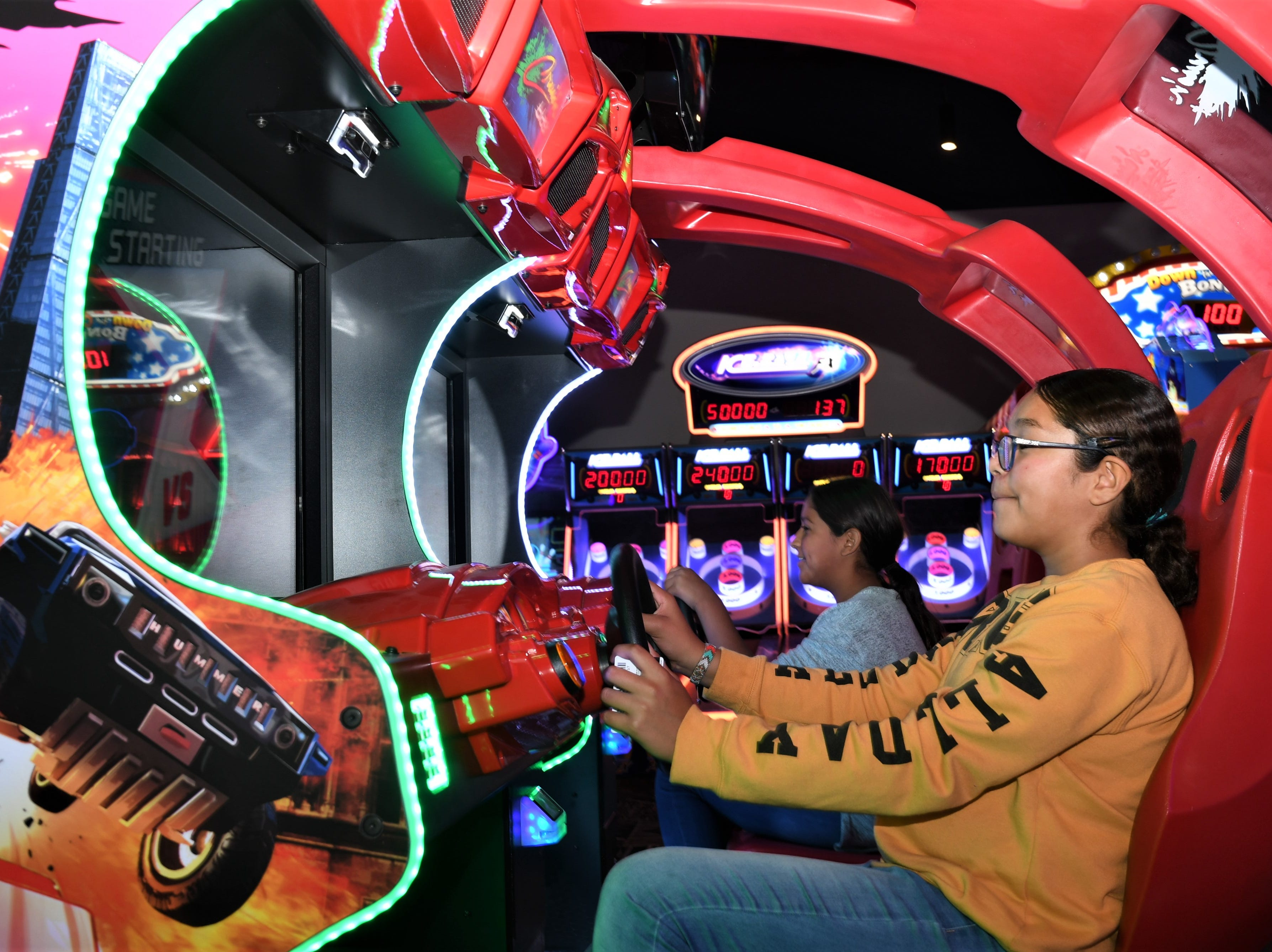Family-friendly Coyote Entertainment Center coming to Tachi Palace on Nov. 30