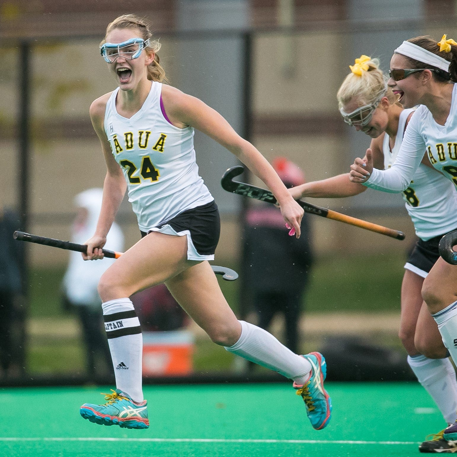 Padua makes field hockey history, now has bigger challenge vs. Cape Henlopen