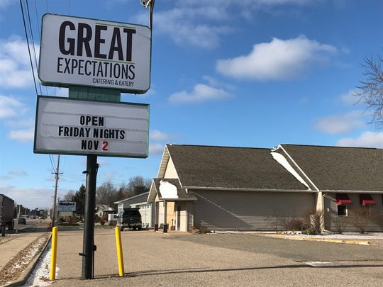 Great Expectations is now open Fridays for dinner.