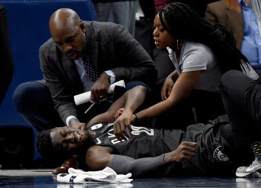 Ap Nets Timberwolves Basketball S Bkn Usa Mn