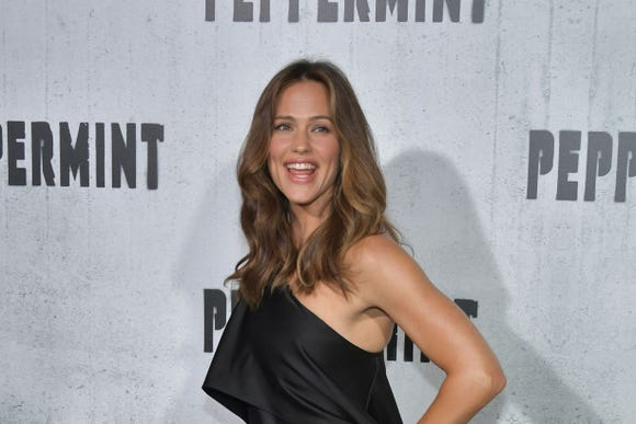Jennifer Garner's daughter left an entertaining note for her mom.