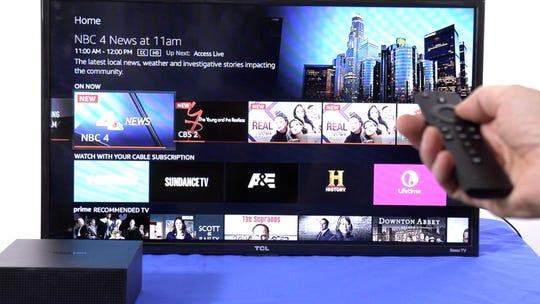 Amazon DVR makes cord cutting even more attractive