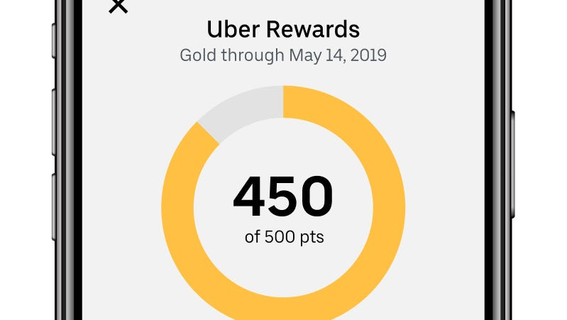 uber rewards gives ride discounts and other perks to