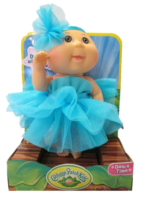 Cabbage Patch Kids Dance Time Doll