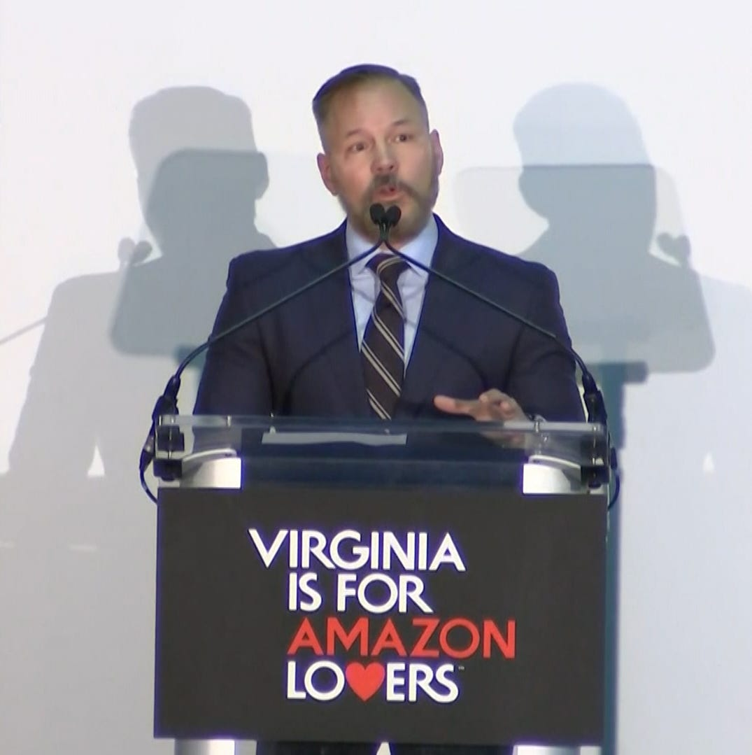 Amazon's HQ2 could have massively negative impact in Virginia