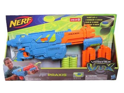 Nerf Vortex VTX Praxis Blaster