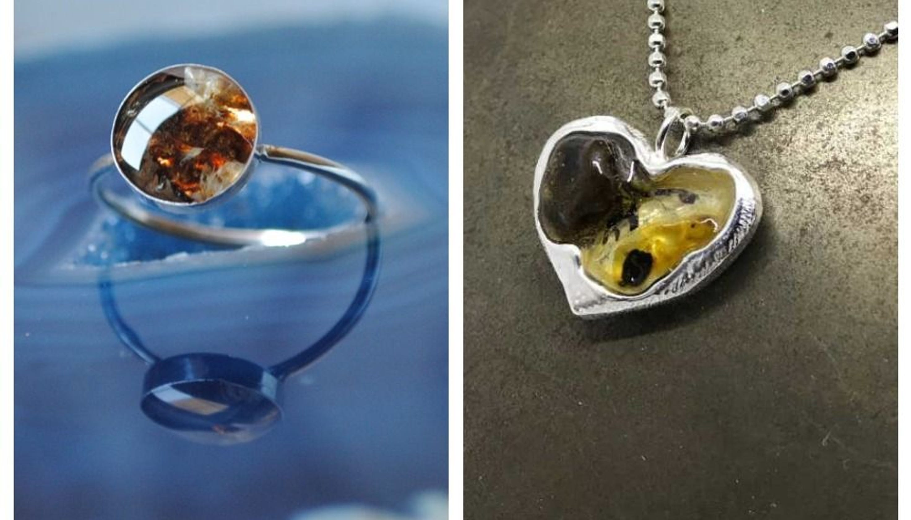 Umbilical cord jewelry? Inside the latest parental trend
