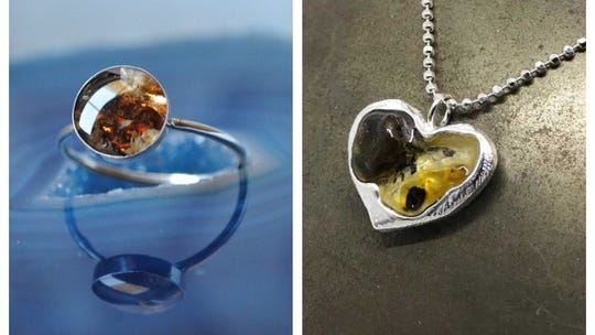 Jewelry made from umbilical cords and baby hair: 5 quirky gifts for new moms