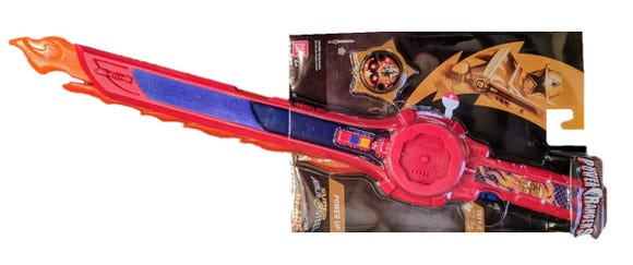 Power Rangers Super Ninja Steel Superstar Blade