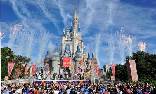 Xxx Xxx Xxx Xxx New Fantasyland Opens At Walt Disney World A Usa Fl