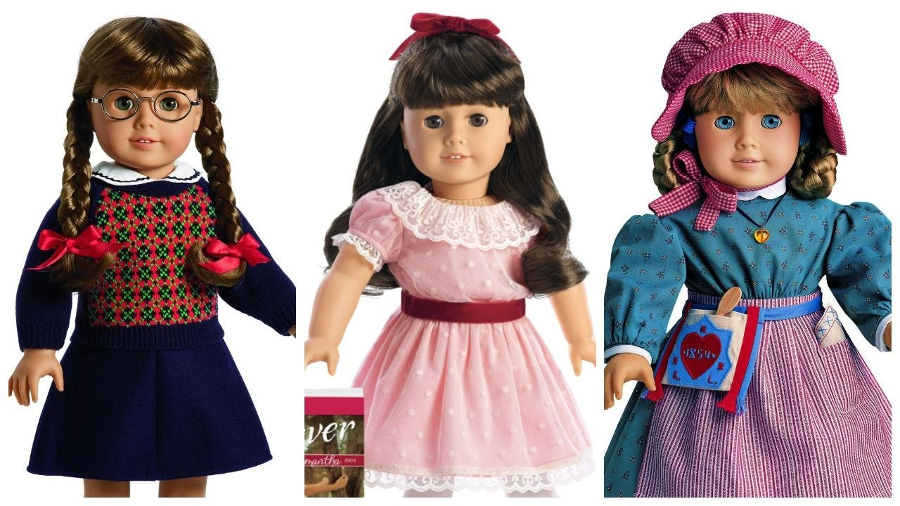 NEW IN BOX American Girl Samantha/'s Special Day Dress Set