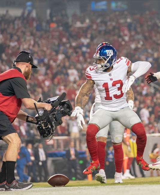 8734a6521 Eli Manning directs Giants  comeback win over 49ers