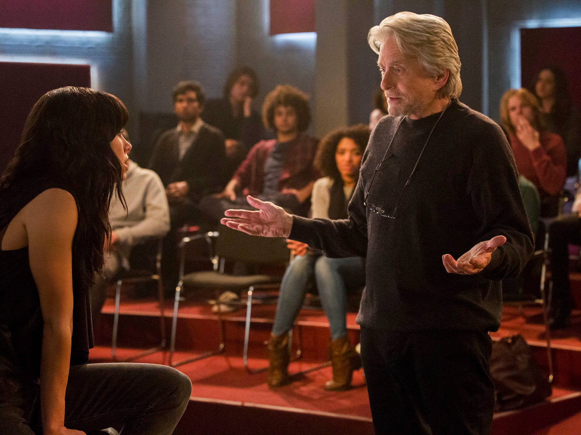 Michael Douglas and his 'Kominsky Method': 'The aging process is not exactly a belly laugh'