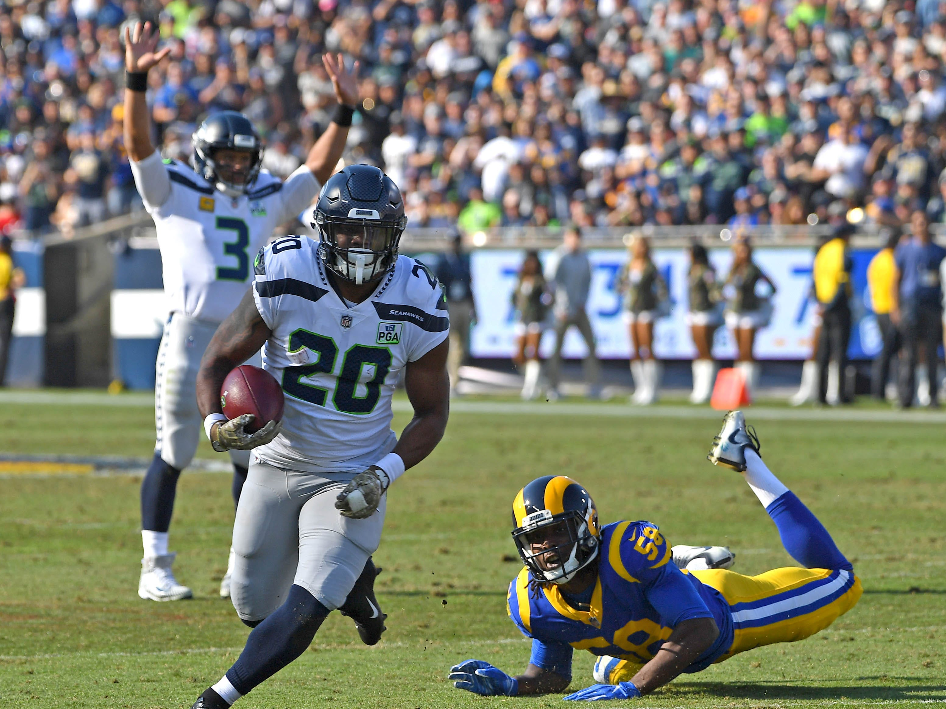 Fantasy football waiver wire: Rashaad Penny offers best bang for the buck