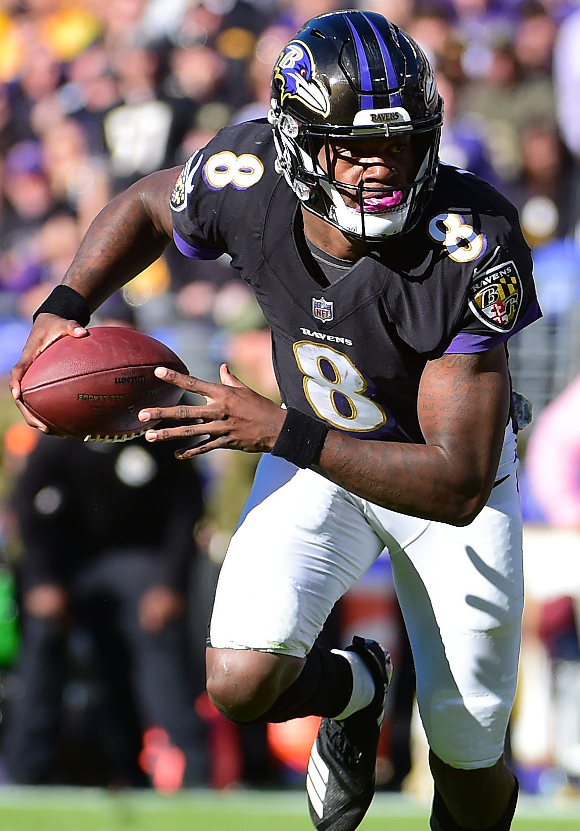 20. Ravens (16): Welp. If Lamar Jackson must be pressed into service, at least he'd get to make starting debut against league's worst (ever?) defense — Cincinnati.