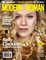 USA TODAY's 2018 Modern Woman Magazine Kelly Clarkson