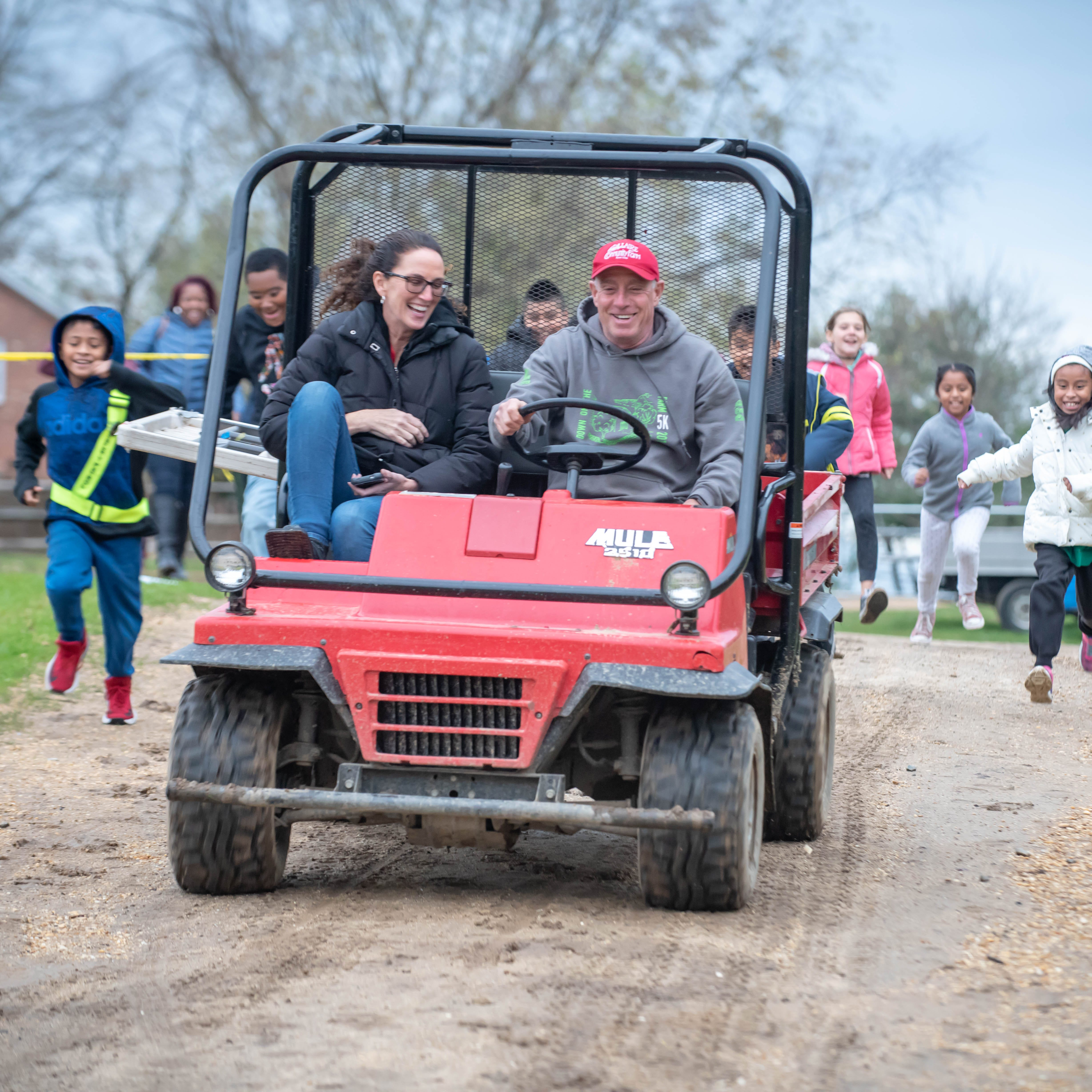 Allaire Community Farm: It takes a village, and village answered: Frank
