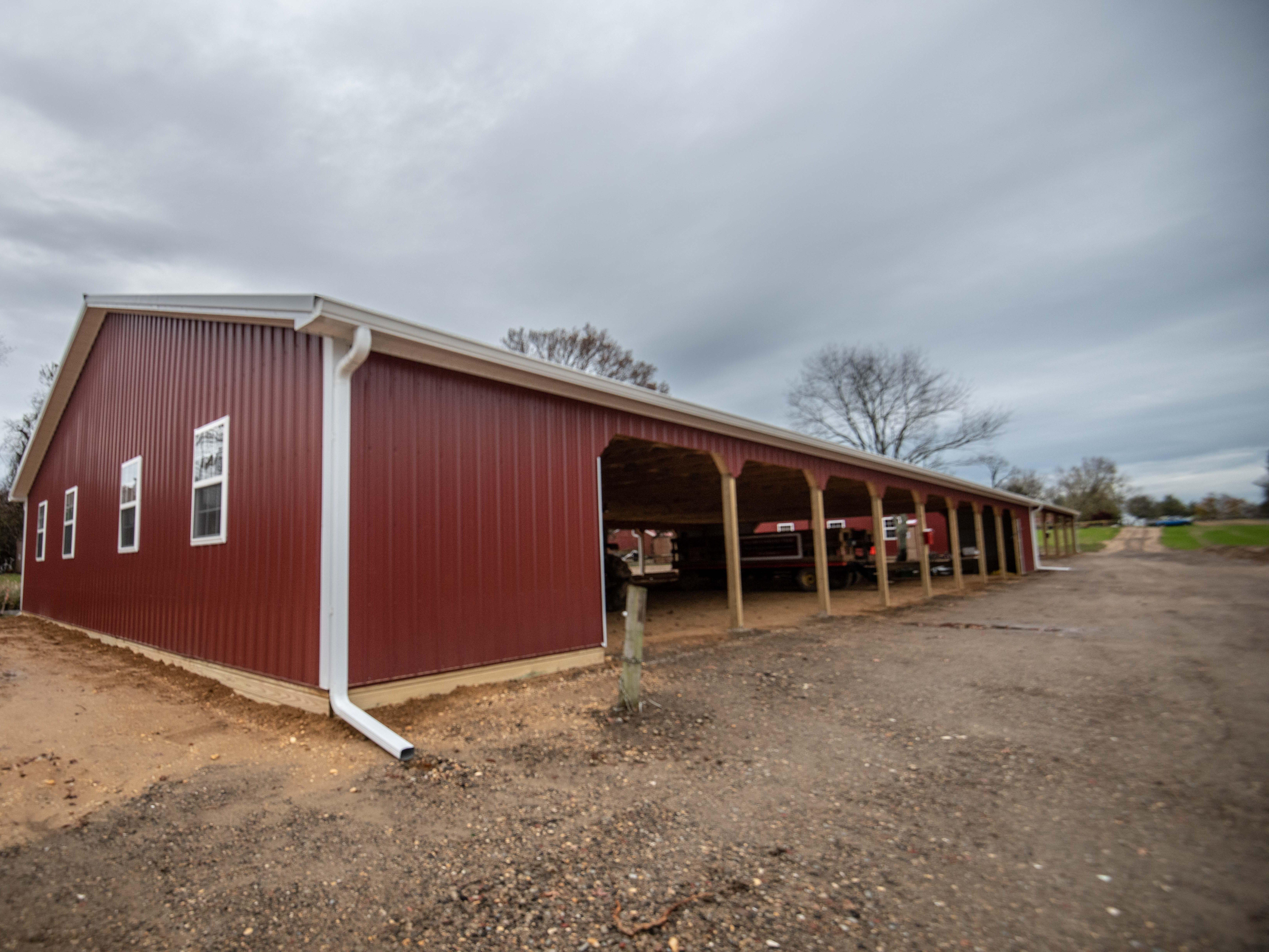 11/13/18-  Allaire Community Farm, Wall Twsp., . photo/James J. Connolly/Correspondent