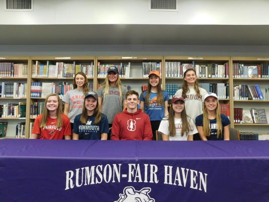 National Signing Day: Shore Conference athletes sign Letters of Intent