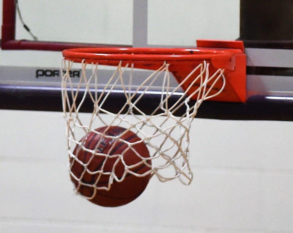 Generic Basketball Logo