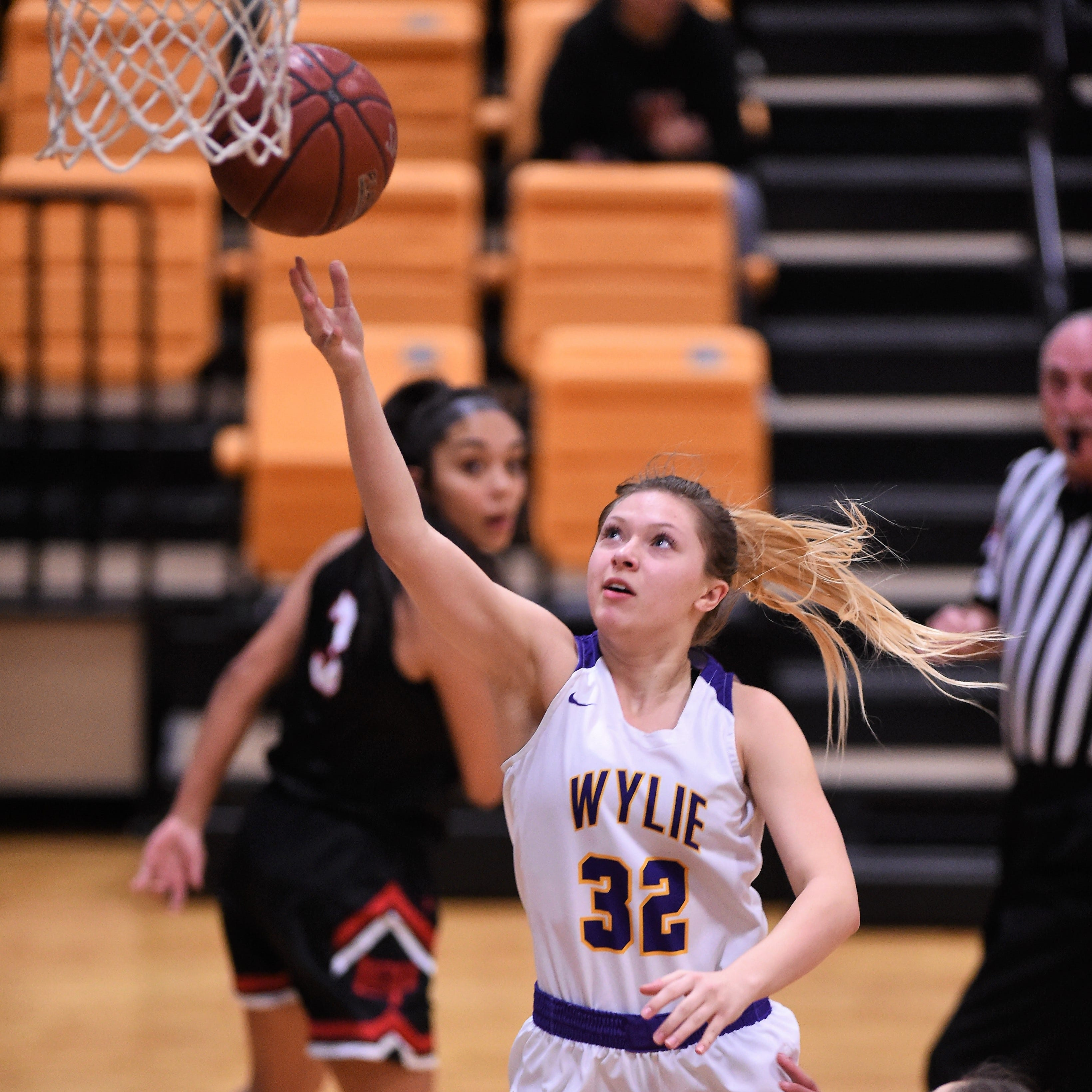 Comeback win against Lubbock Cooper gives Wylie girls basketball momentum for Polk-Key City