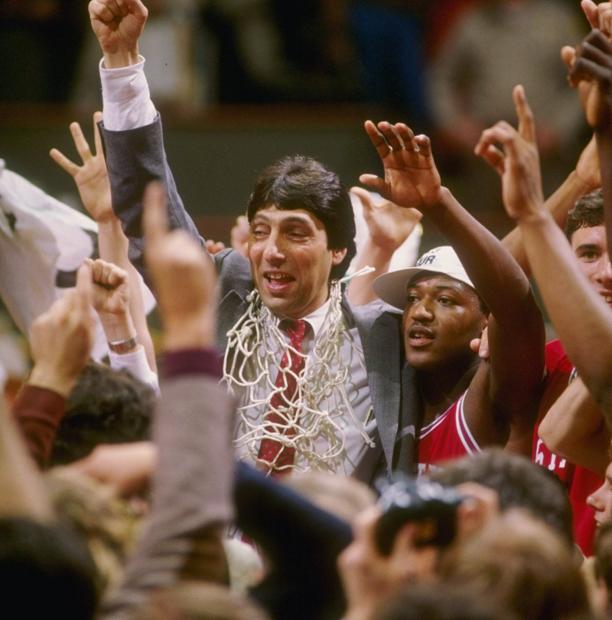 NC State adds Jim Valvano's name to storied basketball arena