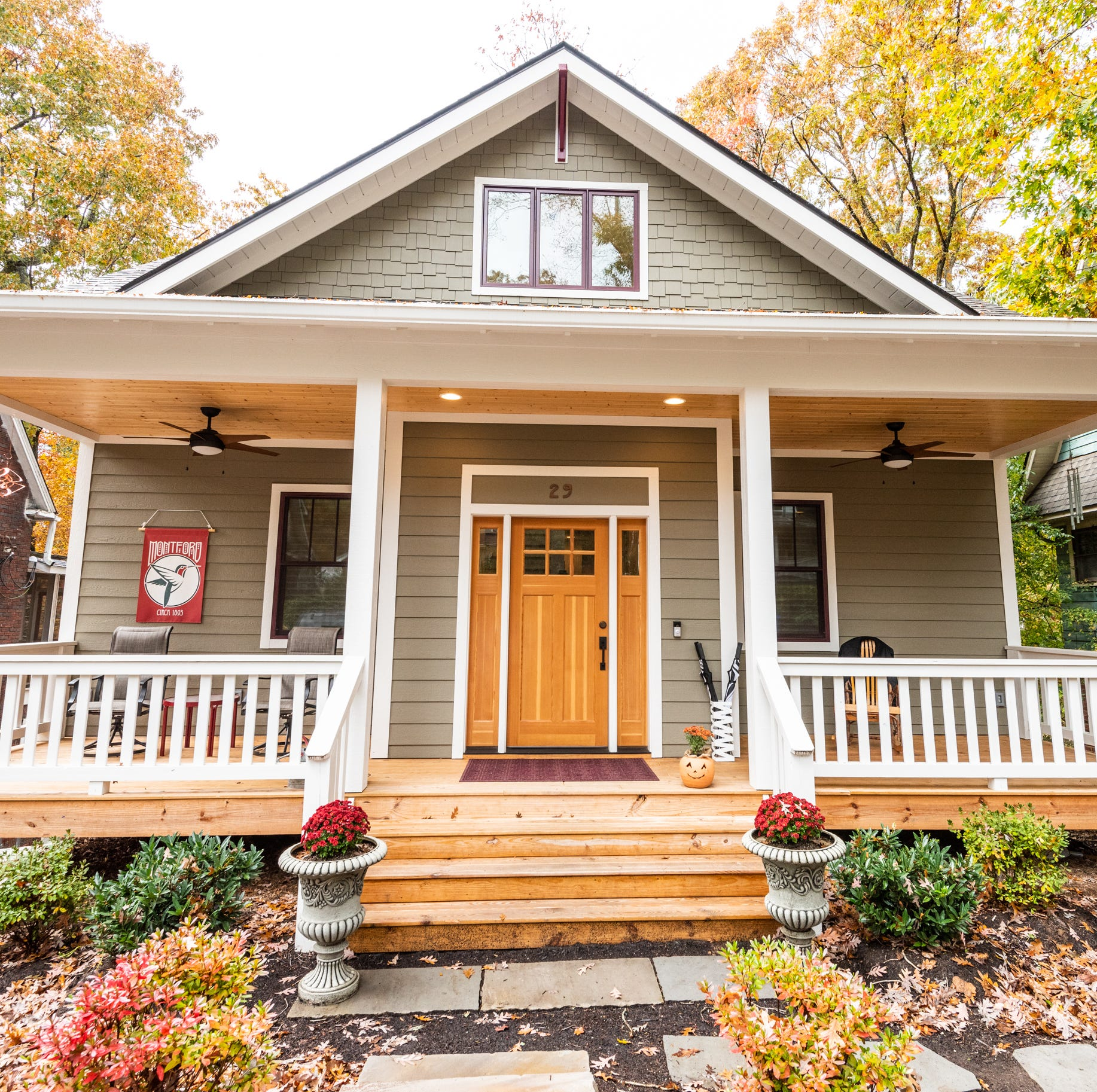 Home of the Week: Sneak peek of Montford Holiday Tour of Homes