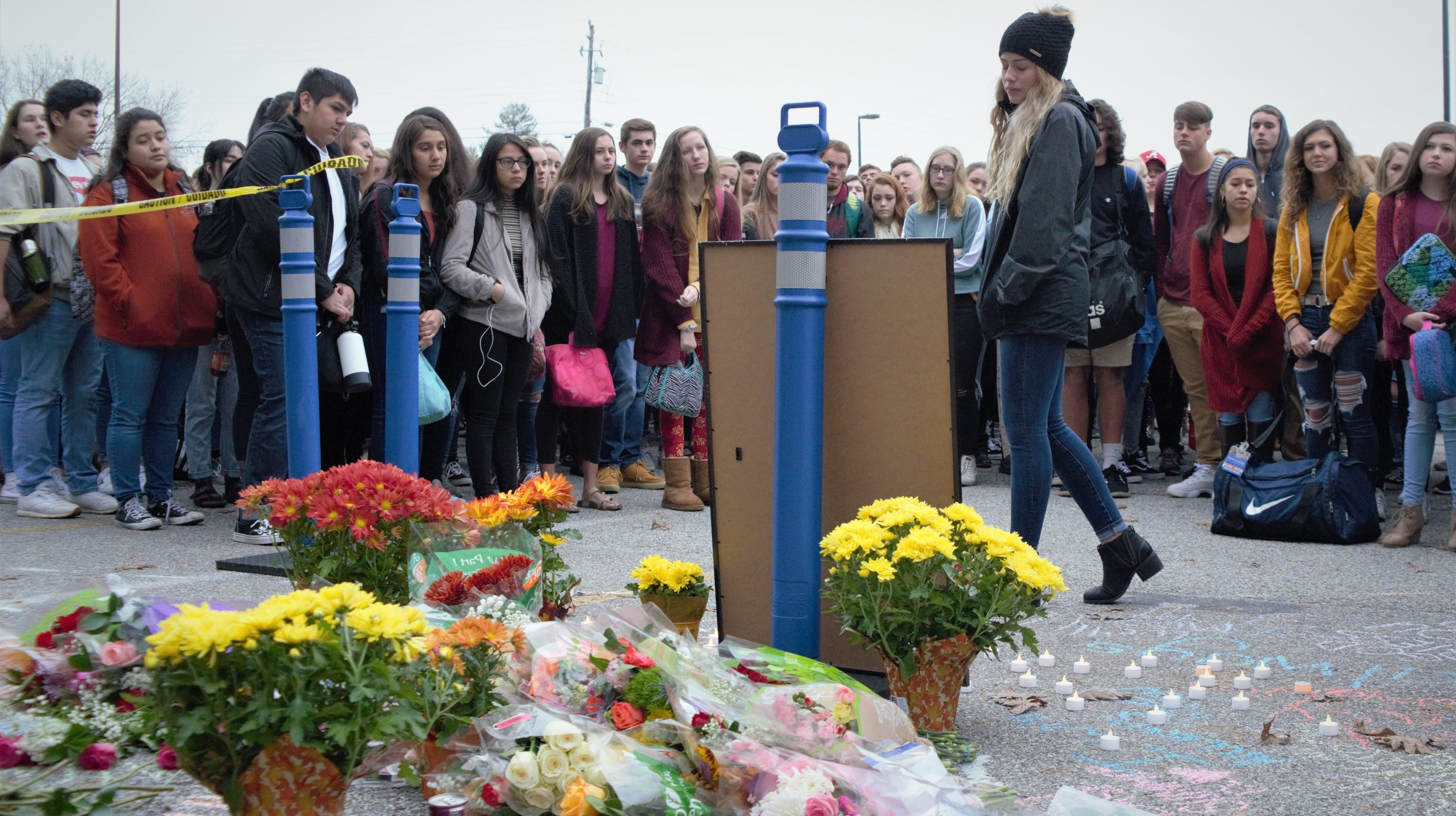 Students Mourn Loss Of Lexie Moffitt After Fatal Traffic Collision