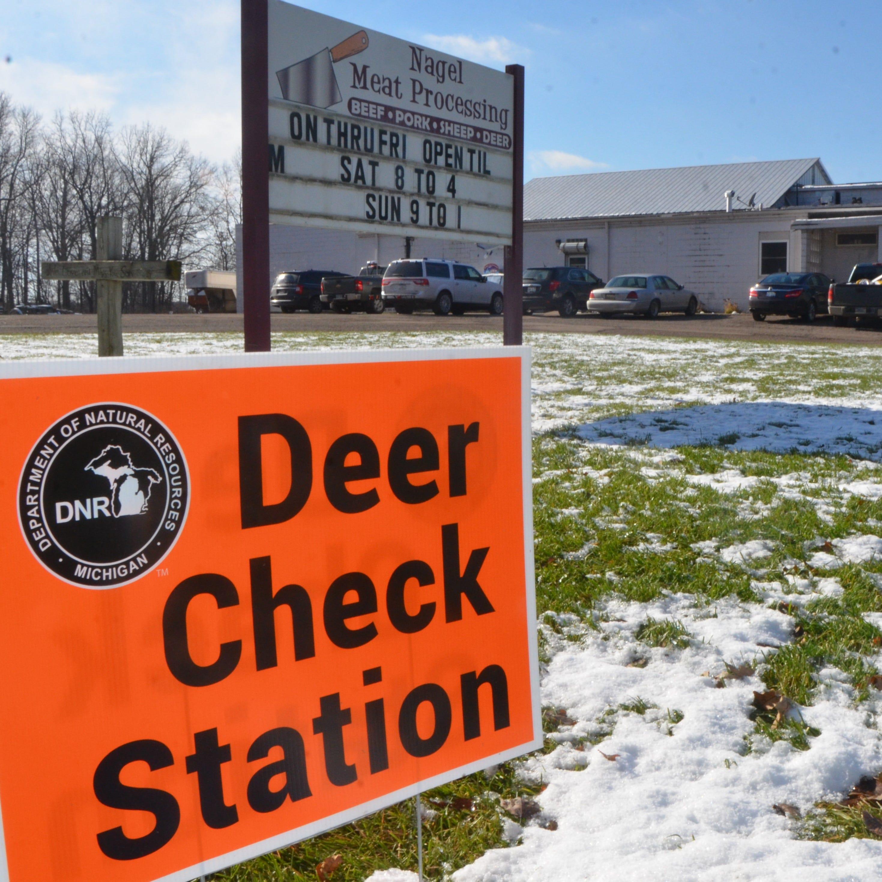 Gallery: Deer processing