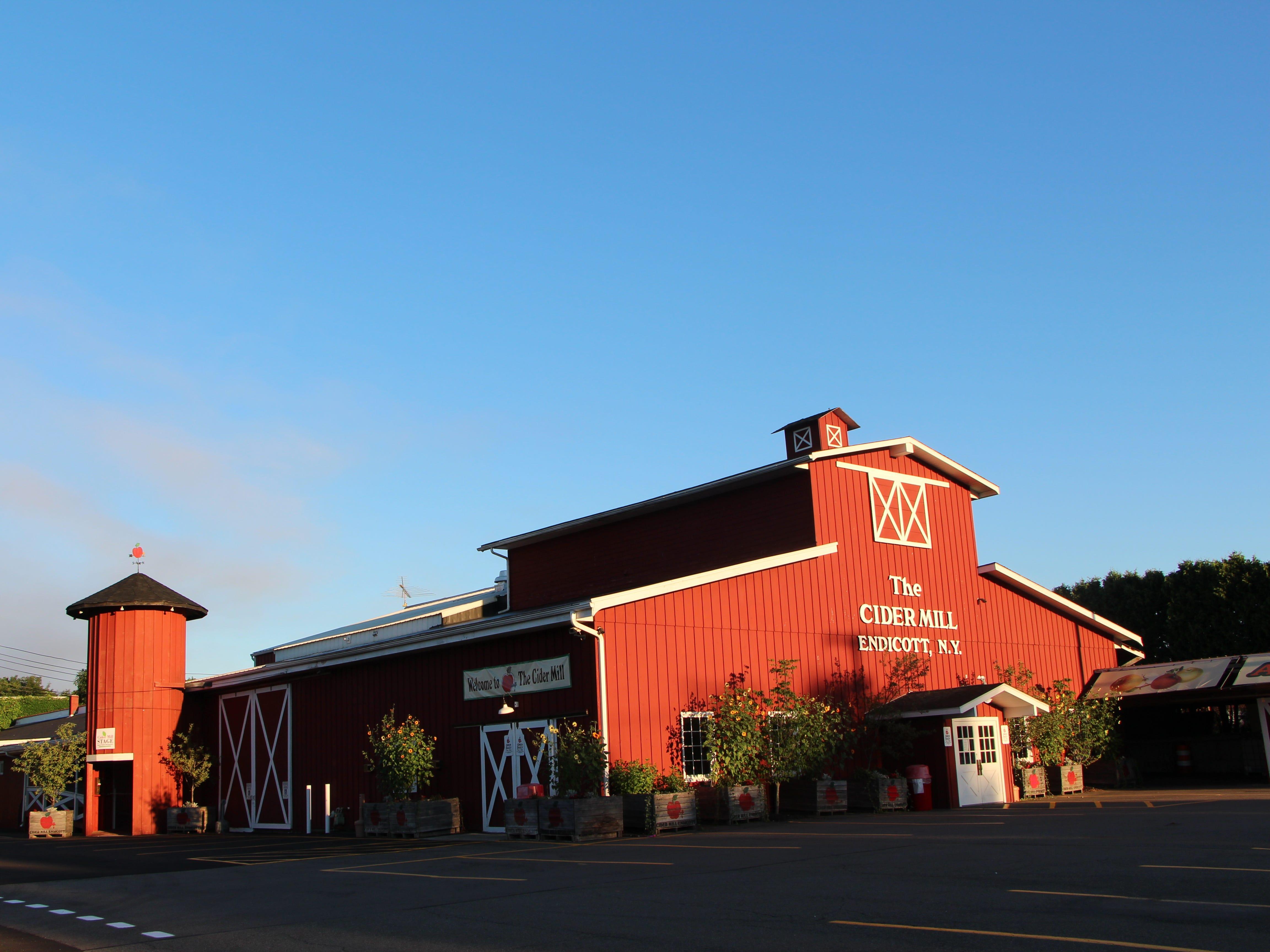 Cider Mill in Endicott.