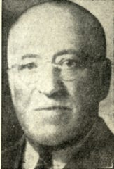 Hurlbut Smith, the last of the brothers operating the Smith-Corona firm.
