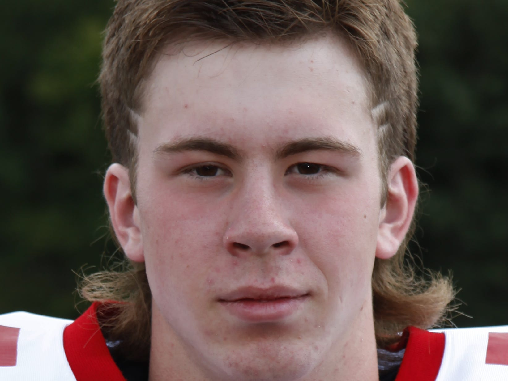 From 2011: Chenango Valley football #7 Kevin Cox