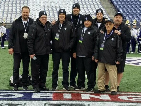 Husky football game day runs thanks to this Kitsap crew