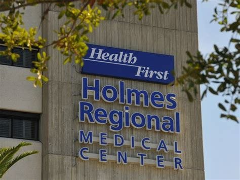 Holmes Regional Medical Center was one of several Brevard County hospitals to receive a C grade in hospital safety in a new national report.