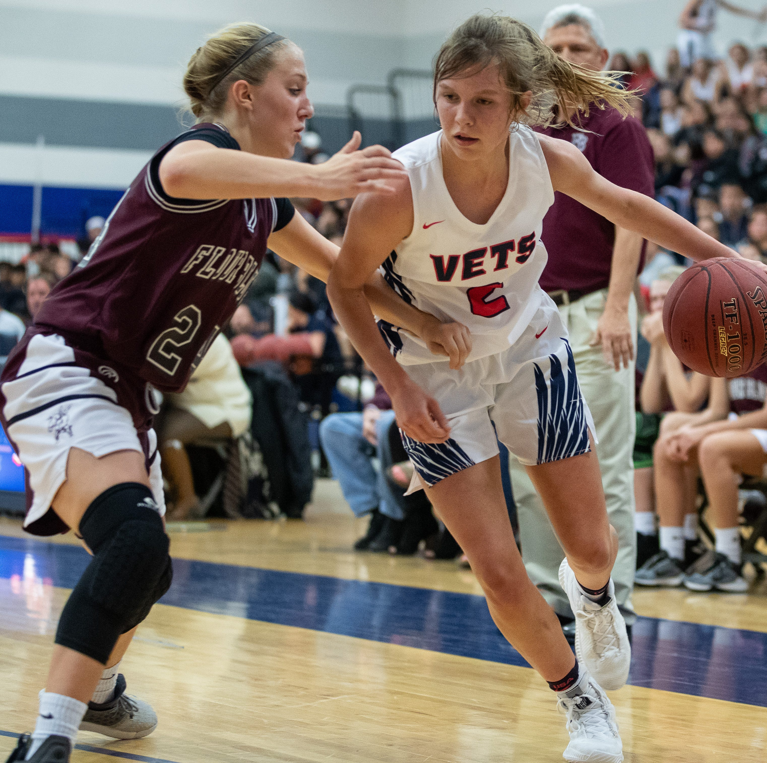 Veterans Memorial girls top Flour Bluff in lone meeting and more basketball scores