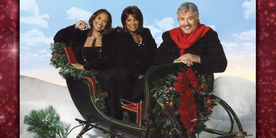 Tony Orlando and Dawn usher in the holiday season in Atlantic City.