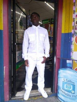 Javonne Davis, 15, was shot while walking home from Camden High School.