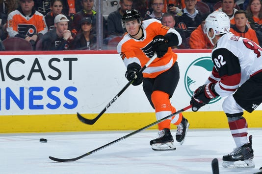 Arizona Coyotes V Philadelphia Flyers