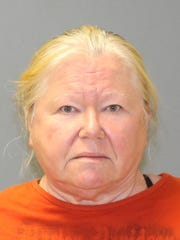 Donna Robertss of Shamong was charged Nov. 13 with animal cruelty