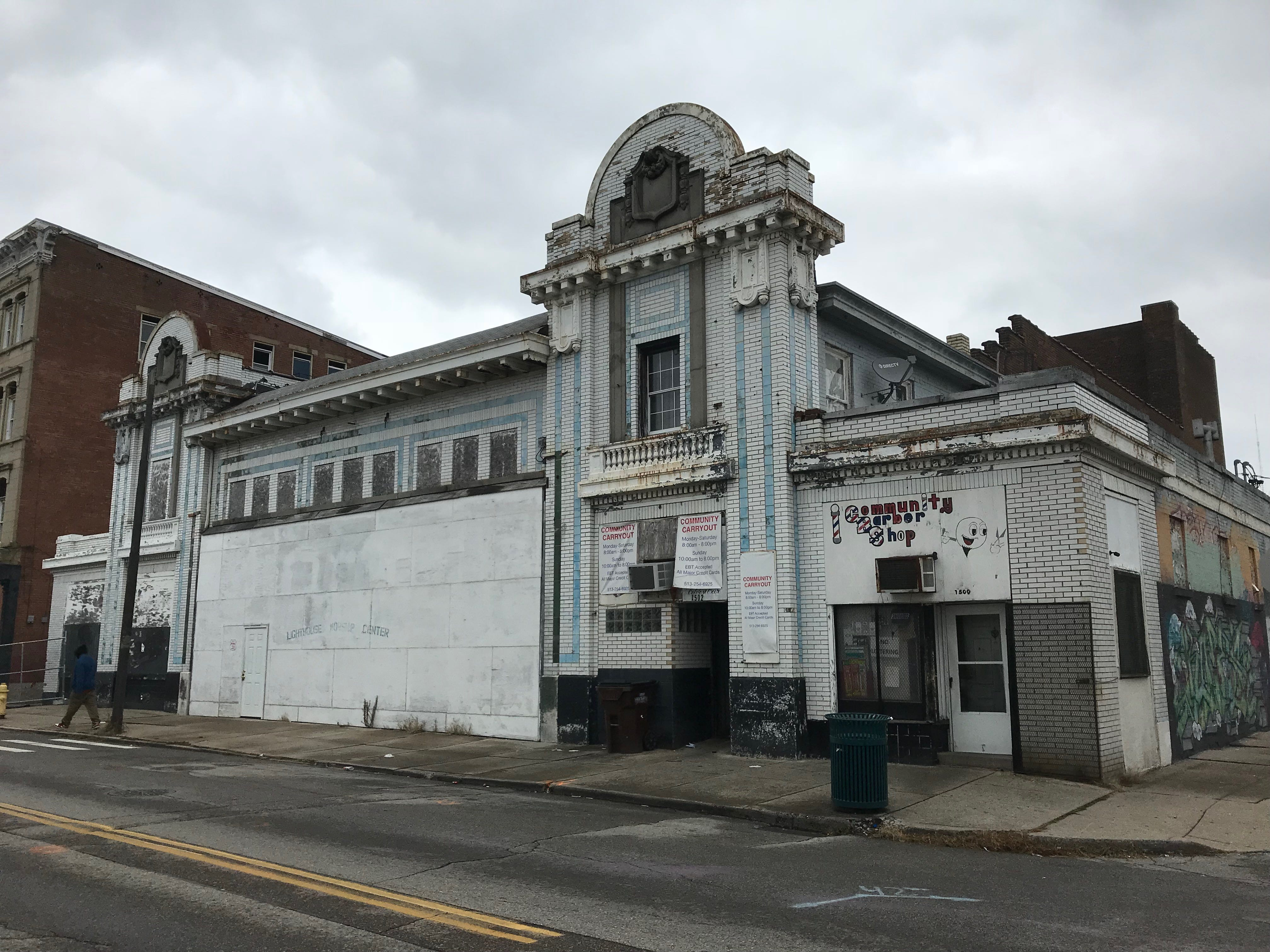 Our history: Old West End theater makes way for soccer stadium