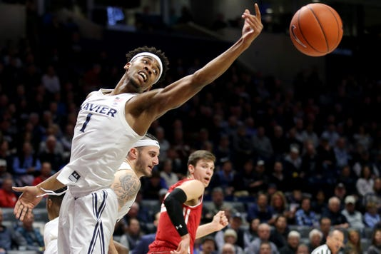 Xavier Vs Wisconsin Nov 13