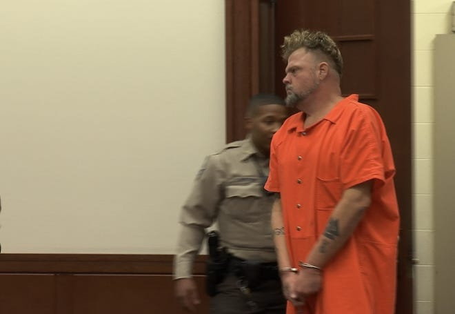 Billy Wagner appears in court in Lexington on Nov. 14.
