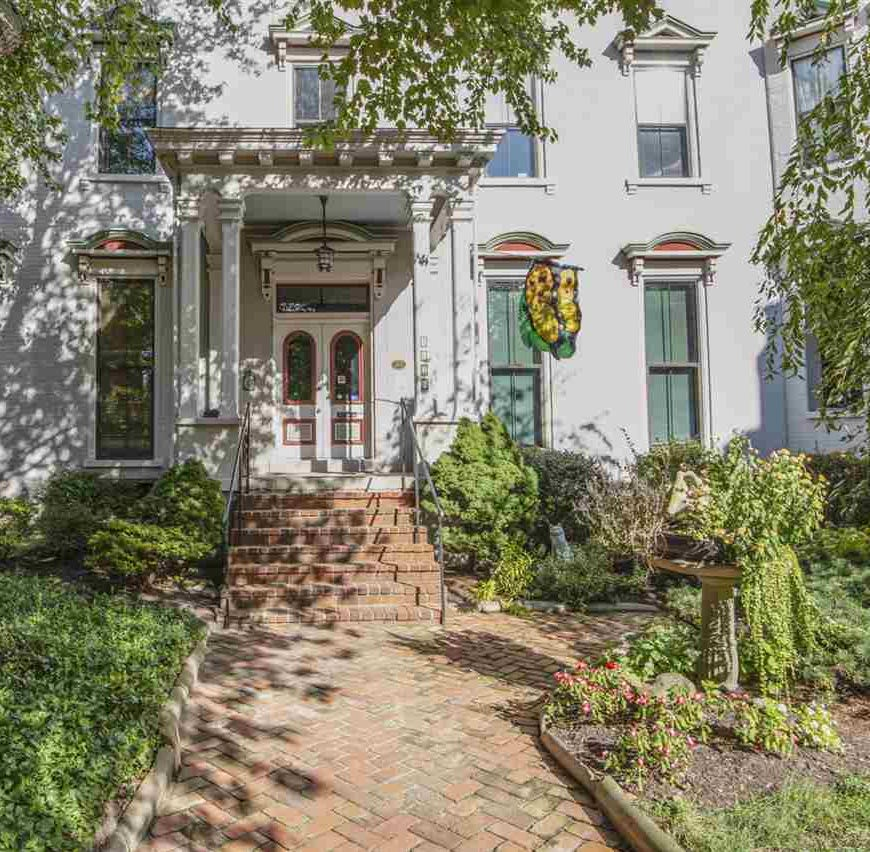 On the market: Covington's historic Sandford house listed for just under $1.5M, includes massive Japanese garden