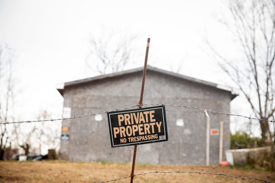 The property where Christopher Rhoden was found shot and killed remains boarded up. His mobile home and its additions were removed and seized by the Pike County Sheriff and the Ohio Bureau of Criminal Investigations.