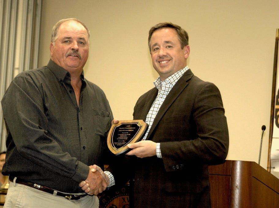 Soil Conservation District hosts awards banquet