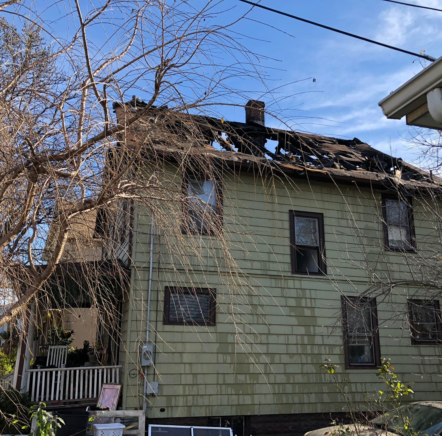Bound Brook house damaged in early morning fire